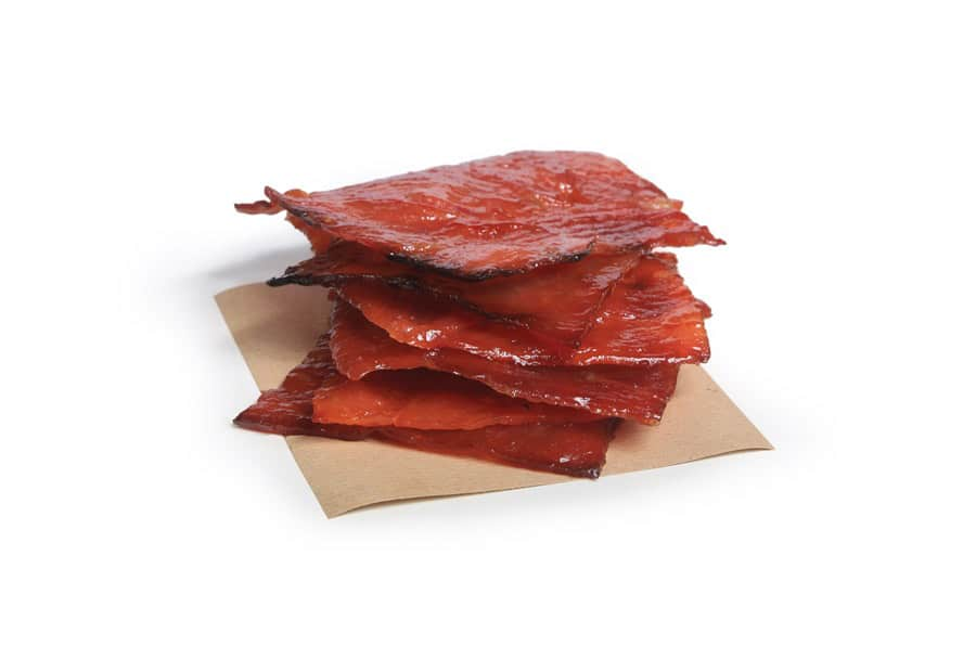 切片豬肉乾 Sliced Pork 250G 5-6 slices (Zipper Bag)