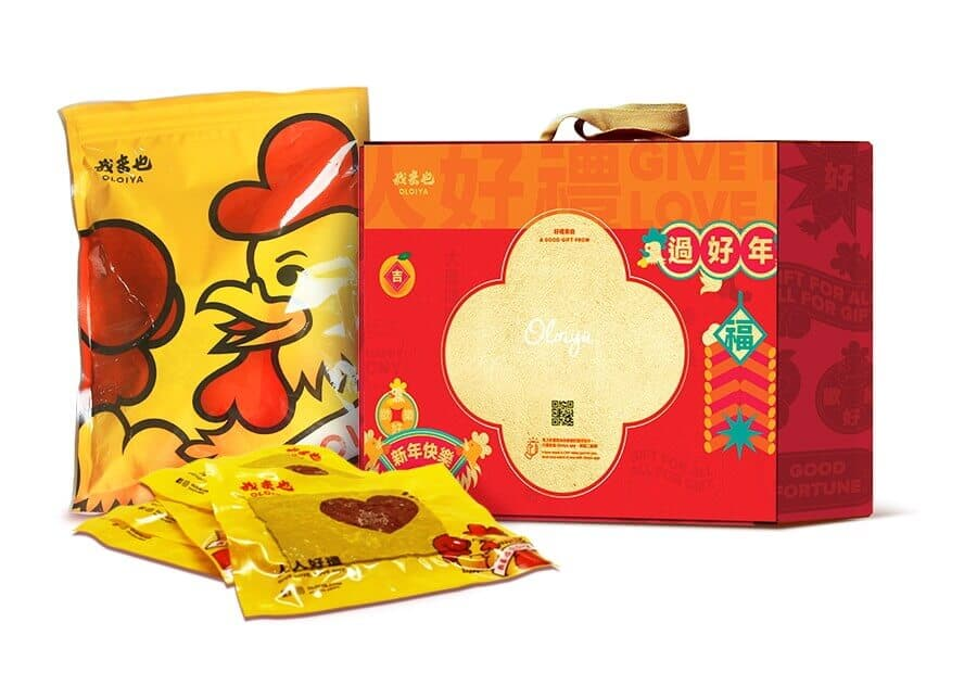 辣味金錢豬肉乾 SPICY Gold Coin Pork 500G 16-19 Slices (Gift Box)