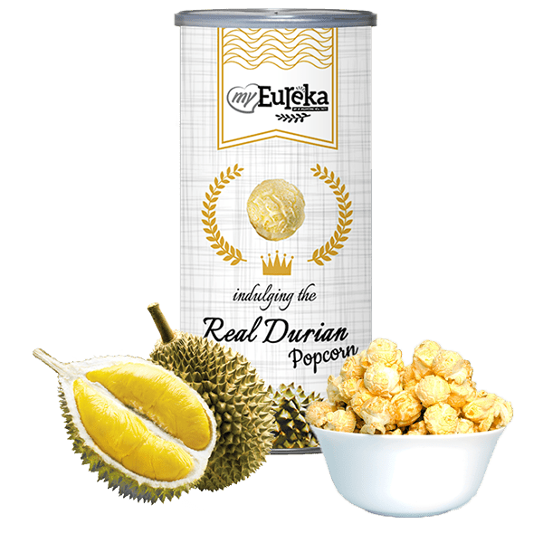 Real Durian Popcorn